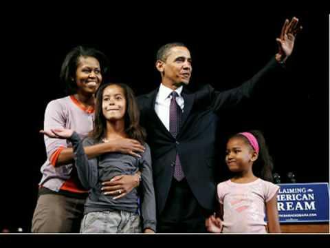 Hush- Usher ft. Barack Obama