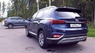 Взял бензиновый Santa Fe - думал Hyundai не едет, был не прав...