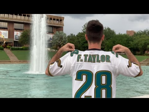 Retro Fred Taylor Mitchell And Ness Jersey Unboxing