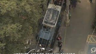 Homem é baleado em tentativa de assalto a carro forte no bairro do Ipiranga (SP)