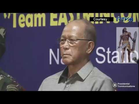 President Duterte Trying To Make Peace with CPP NDF MNLF MILF Drugs Human Rights