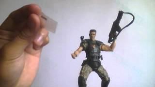 Mcfarlane Movie Maniacs 7 Corporal Hicks (En Español).