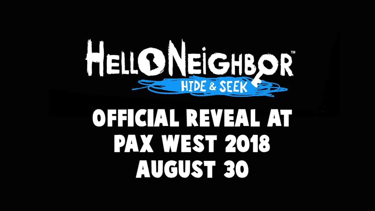 Hello Neighbor Hide & Seek