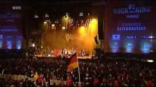Bullet For My Valentine - Hand Of Blood Live (Rock Am Ring 2008)