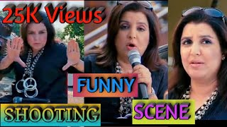 Farah Khan Shooting Comedy Scene || Khichdi Movie Comedy Scene || Very Funny Video 2018