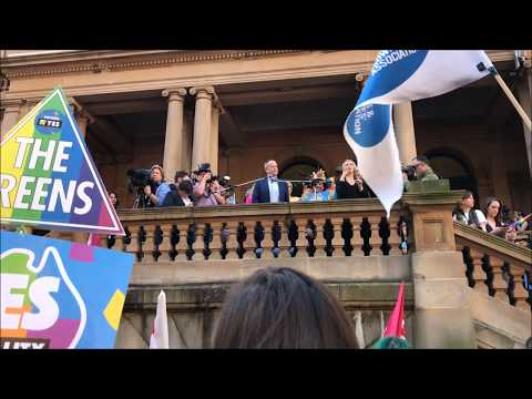 Yes To Marriage Equality Rally (Sydney September 2017)