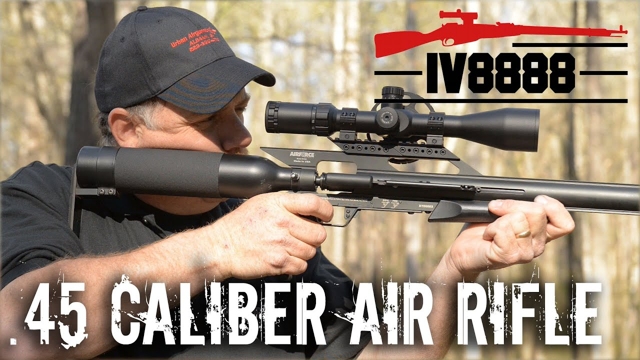 AirForce Airguns - World's Most Powerful Production Air