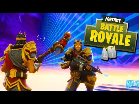 THIS HAS TO WORK! - Fortnite Battle Royale with The Crew!