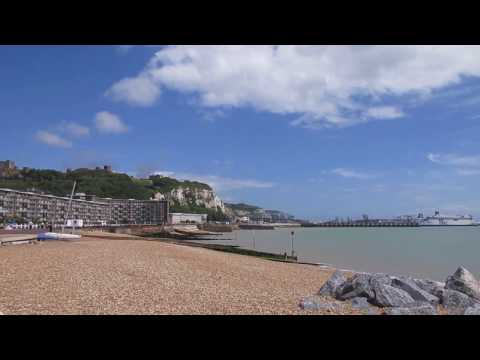 Dover, Kent. South England. UK TRAVEL VIDEO