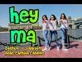 HEY MA Pitbull J Balvin Feat Camila Cabello Zumba Fitness Dance Choreo By Mariya Belchikova mp3