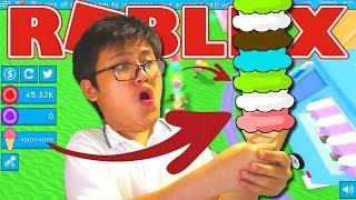 ES KRIM TERPANJANG DI ROBLOX?! - Roblox Indonesia