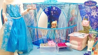 キッズテント エルサのアクセサリー屋さん / 3D FROZEN Playscape : Disney Princess Jewelry Store thumbnail
