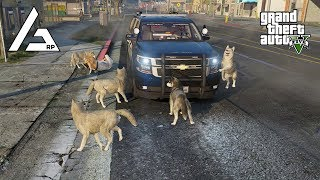 GTA 5 Roleplay - ARP - #139 - Wolf Pack on the Prowl!