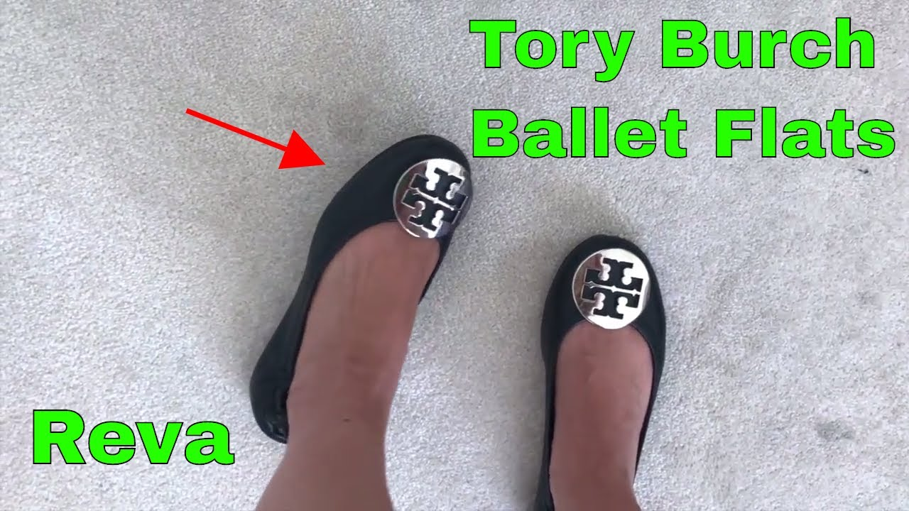 How To Use Tory Burch Ballet Reva Flats Review