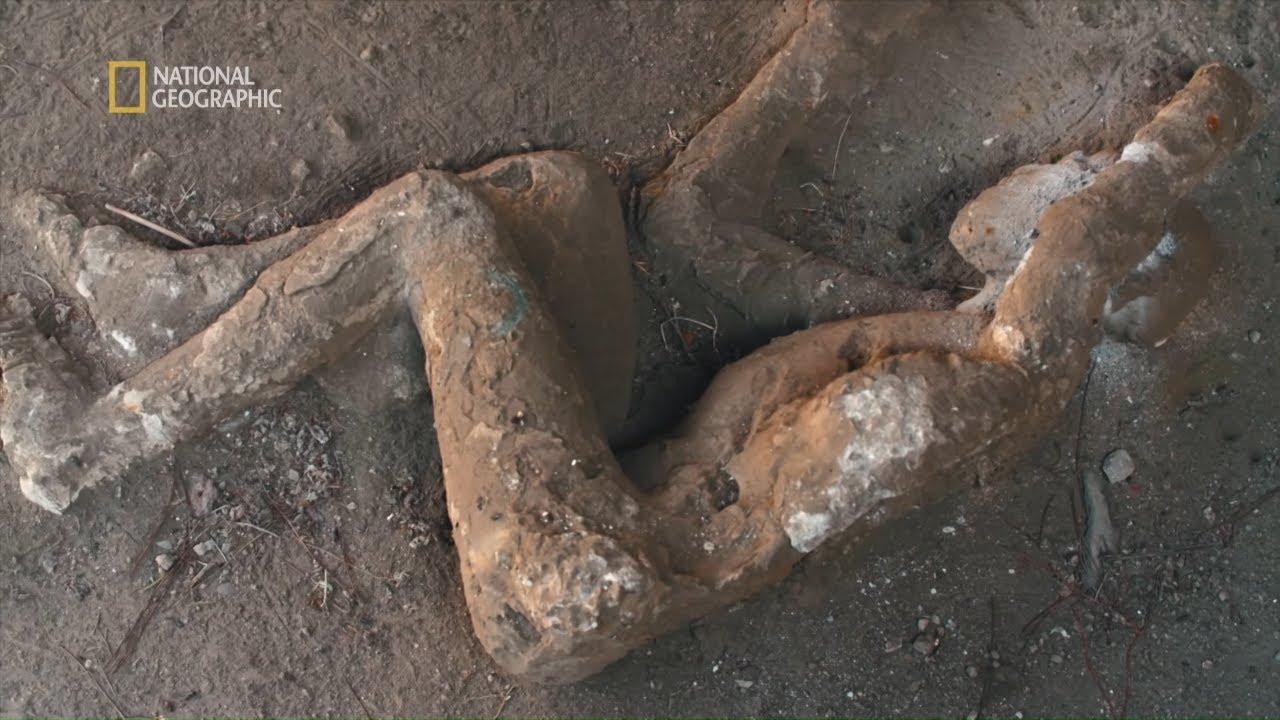 Tak natura utrwaliła ostatnie chwile mieszkańców Pompei [Skarby starożytnego świata]