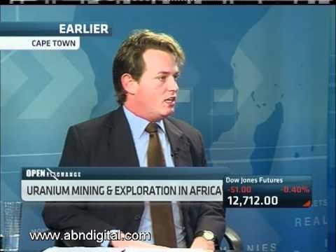 Africa's Uranium Mineral Deposits with Nicolas Dasnois