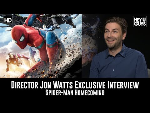 Director Jon Watts Exclusive Movie Interview - Spider-Man Homecoming Mp3
