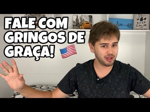 TRÊS FORMAS DE FALAR COM GRINGOS ONLINE (Grátis)