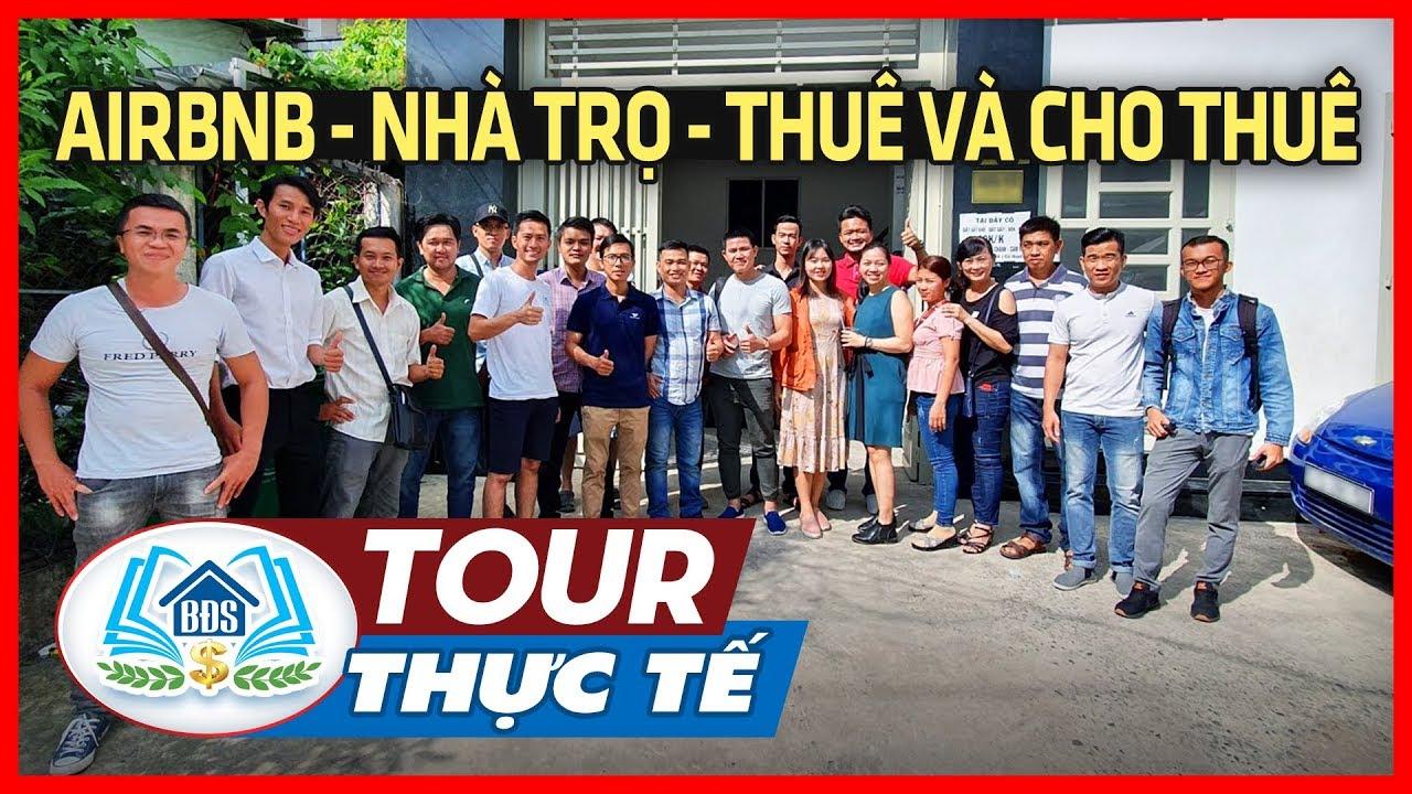 Tour Thực Tế: Nhà Trọ – AirBnB – Thuê & Cho Thuê – HVBDS.COM