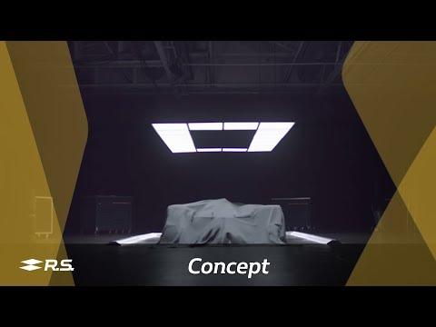 В «Рено» показали, каким они видят болид Формулы-1 2027 года