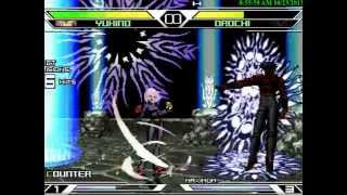 KING OF FIGHTERS MEMORIAL , YUKINO VS BOSS OROCHI Thumbnail