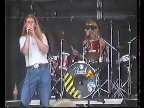 Heads Or Tales. Karlskoga Stranddagar, Sweden, 1994. Live concert.