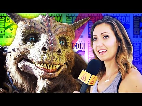 STAN WINSTON SCHOOL at Comic Con - Nerdist @ SDCC w/ Jessica Chobot