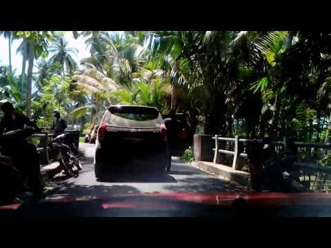 Intip Warga Pulau Jampea Nikmati Jalan Hotmix