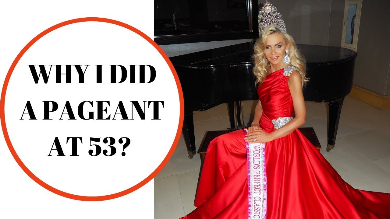 Beauty Pageants The Best Anti Aging Treatment Feeling 10 Years