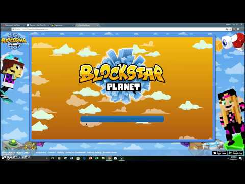 Blockstarplanet cheats.