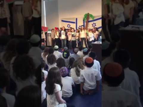 Silsulim 8th grade 2017 Kinneret Day School