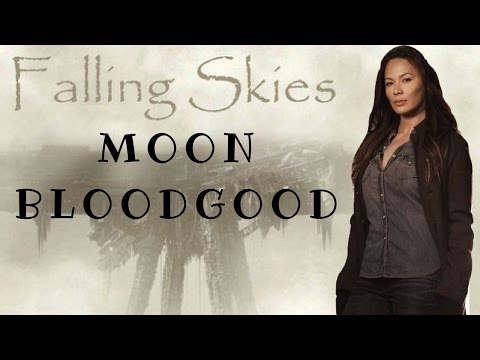 Meet the Actor: Moon Bloodgood Anne Glass from Falling Skies