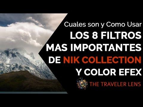 """Los 8 Filtros Mas Importantes Del Plugin """"Nik Collection"""""""