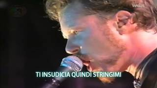 METALLICA - UNTIL IT SLEEPS - [SUB ITA] - READING - 1997