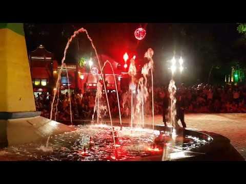 Show no Marco das três Fronteiras - Foz do Iguaçu  ep:1