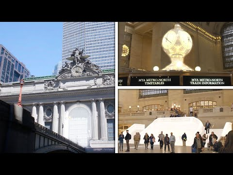 Every Detail of Grand Central Terminal Explained | Architectural Digest