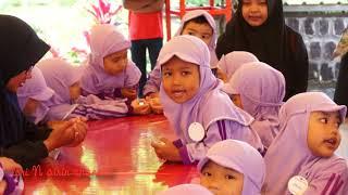 Doa Makan Untuk Anak Anak - Yel Yel Semangat - TK Firdaus Kerjo - Outbound Amanah - Tori Airin