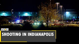 Indianapolis Shooting Leaves Multiple People Dead | US Shooting News | Latest English News | WION