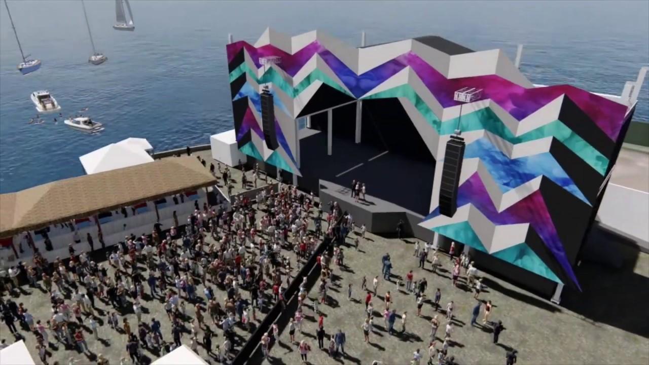 Saiba como funcionará o Arquipélago Summer Club, novo espaço