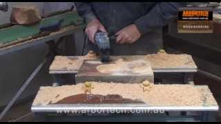 Arbortech Mini-turbo Woodcarving Blade - New Woodworking Product