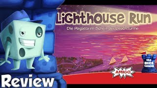 Lighthouse Run Review - with Tom Vasel