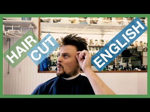 你的男神换了新发型!(Getting a Haircut in America)