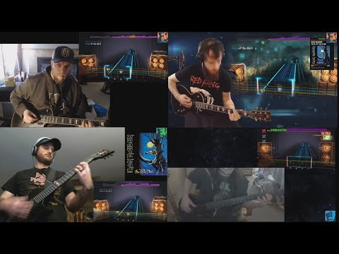 Rocksmith Community Video, Iron Maiden - Fear Of The Dark