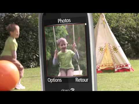 Spot TV Doro PhoneEasy® 612 Bouygues Telecom