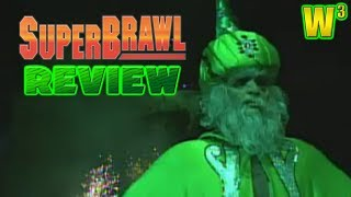 WCW Superbrawl 1991 Review | Wrestling With Wregret
