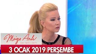 Müge Anlı ile Tatlı Sert 3 Ocak 2019 Perşembe -Tek