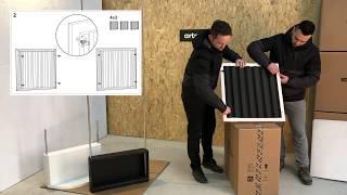Kit Mobile Wall - Artnovion