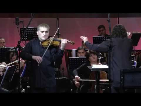 Paganini All Violin Concertos Played in One Evening by Heart!