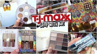 NEW MAKEUP AT TJ MAXX: STILA JACKPOT + KAT  VON D, SMASHBOX, BECCA, & MORE!