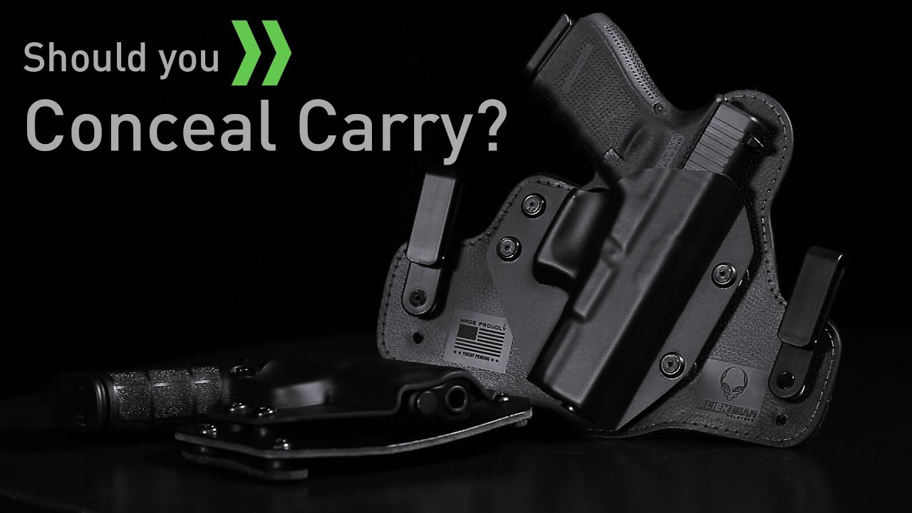 15 Best Concealed Carry Holsters - [Fully-detailed Reviews 2019]